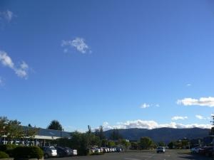 Sky of Te Anau
